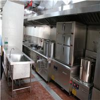 供应厨房油烟净化设备 工厂厨房设备  304不锈钢厨房工程