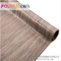 木纹高温高分子复合膜生产厂家 纳米隔热瓦晶钢门板贴膜