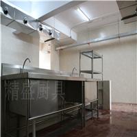 大型食堂厨房工程,工厂厨房设备,不锈钢厨房工程