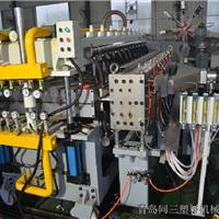 pp中空板生产设备 万通板生产设备
