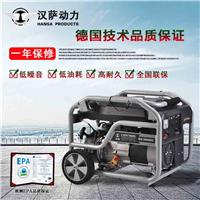 3KW车载汽油发电机