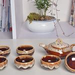 纪念品茶具 外事礼品茶具 陶瓷茶具礼品