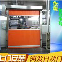 深圳高质量PVC快速卷帘门 防尘防虫快速卷帘门 技术精湛 安装