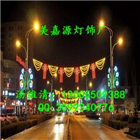 LED过街灯,街景亮化工程,春节市政府亮化