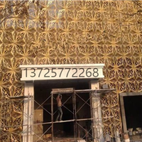 贵州厂家直销铝镂空雕花雕刻单板