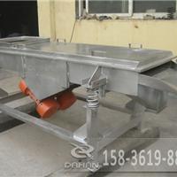 干沙直线振动筛供应商大汉机械直线振动筛型号齐全价格优惠