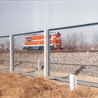 供应禁止入内钢丝网立柱水泥制品塑料模具