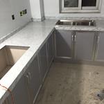 新型橱柜台面―纳米晶玉板橱柜台面,灶台板