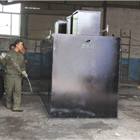小型屠宰废水无害化处理设备技术原理