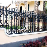 佛山厂家定制铝合金庭院栏杆 供应庭院栅栏