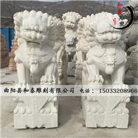 中国石狮子雕刻艺术综合价值极高-曲阳和泰雕刻厂