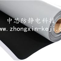 厂家直销 防静电桌垫灰色一比一实心2mm耐磨防静电台垫工作台用