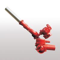 湖南长沙强盾PLKD24电控泡沫-水两用炮|消防水炮生产厂家