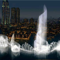 甘肃水景喷泉公司 兰州水景喷泉公司