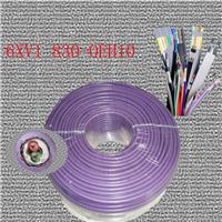 紫色OEH10西门子总线DP电缆现货销售