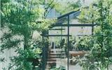 80后重度陶艺控,6个月打造自家童话美宅,阳光房+手绘墙-阳光房设计