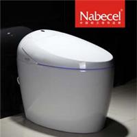 诺贝尔智能马桶一体式智能坐便器无水箱即热式自动座便器