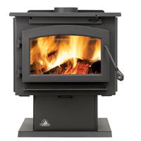 拿破仑燃木真火壁炉取暖炉别墅会所壁炉原装
