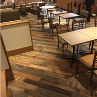 供应纯旧木地板 自然风化松木复合地板