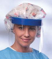 上海厂家长期供应套头式医用防护面罩牙科高透明防飞溅厨房防油烟