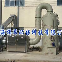 塑料注塑厂废气处理设备一站式解决方案