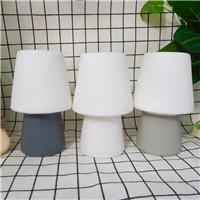 创意产品简约护眼小台灯led小夜灯 搪胶儿童发光玩具新奇特装饰灯