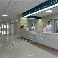北京医院护士站长期定制厂家 就在国之景医用家具