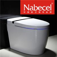 诺贝尔卫浴一体式智能马桶坐便器无水箱即热式全自动坐便器