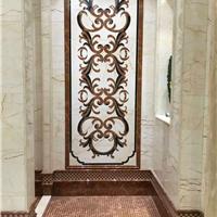 大堂 地面背景墙陶瓷艺术拼花