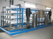 水性涂料用去离子水设备