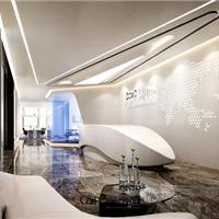 美美咨询广州越秀区大型办公室装修设计