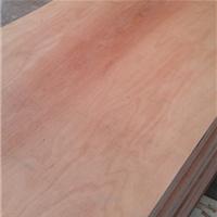 桃花芯三夹板二次成型桃花面胶合板多层板