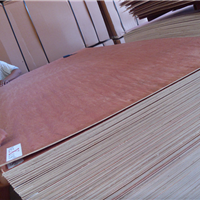 出口马来西亚糖果桃花木多层板胶合板