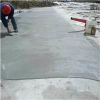 池州水泥地面修补料 融雪剂损坏地面修补方