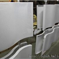 氟碳铝单板幕墙 油漆金色幕墙铝单板