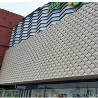 广东氟碳铝单板厂家 装饰金属幕墙材料