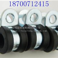 青海金属连胶条卡箍 波纹管紧固夹SKMAD15.8