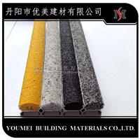 南京H型铝合金金刚砂防滑条安装方法