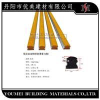 金刚砂防滑条制作相关材料  西安防滑条厂家