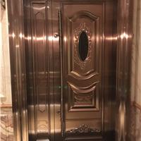 KTV酒吧专用不锈钢压花板 压花门板 模具680*1888