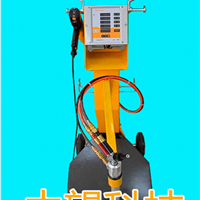 中望科技喷塑机 深角凹槽喷涂机 快速换粉