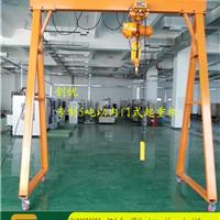 创优龙门吊、简易龙门吊厂家、起重5吨以内门架生产厂家