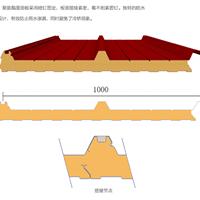 湖北科利供应 聚氨酯 屋面板