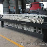 隆中尾矿干排系统中板框压滤机的应用介绍