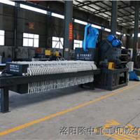 浙江板框压滤机厂家|隆中板框压滤机优势
