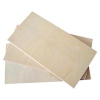 桦木三合板E2级胶合板实木工程板多层板