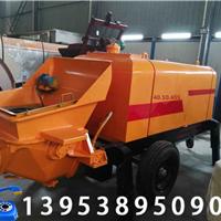 重庆小型车载搅拌泵 典型的输送管道布置