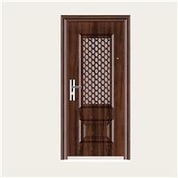 菲月门业304钢质不锈钢防盗门免费安装上门