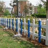 乌鲁木齐厂家PVC草坪护栏树池护栏 绿化围栏