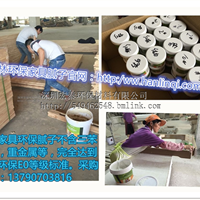 广州展柜厂封底批灰打腻子,还是水性腻子更合适!
